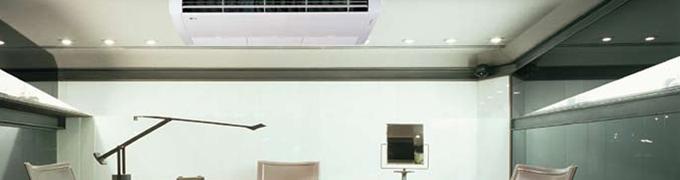 Vloer/plafond unit