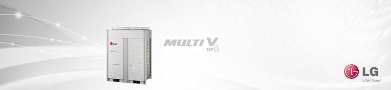 Multi V IV Heat Pump